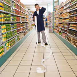 After Weight Loss Surgeries Avoid Temptation in Aisle 3