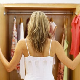 Wardrobe for Weight Loss
