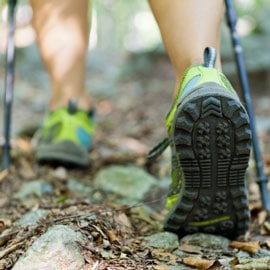 After Weight Loss Surgery, Take a Walk Down a Dallas Nature Trail