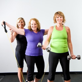 Friends, Fun and Fitness