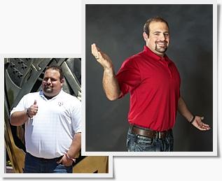 Daniel Weight Loss Success