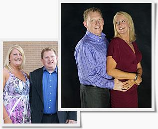 Denver and Rachel Weight Loss Success