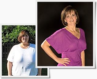 Laura Weight Loss Success