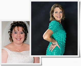 Shannon Weight Loss Success