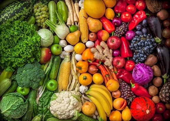 Vegetables, health, nutrition