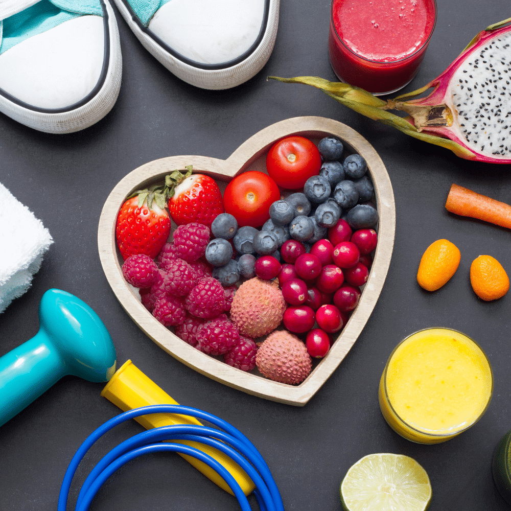 diet healthy for heart